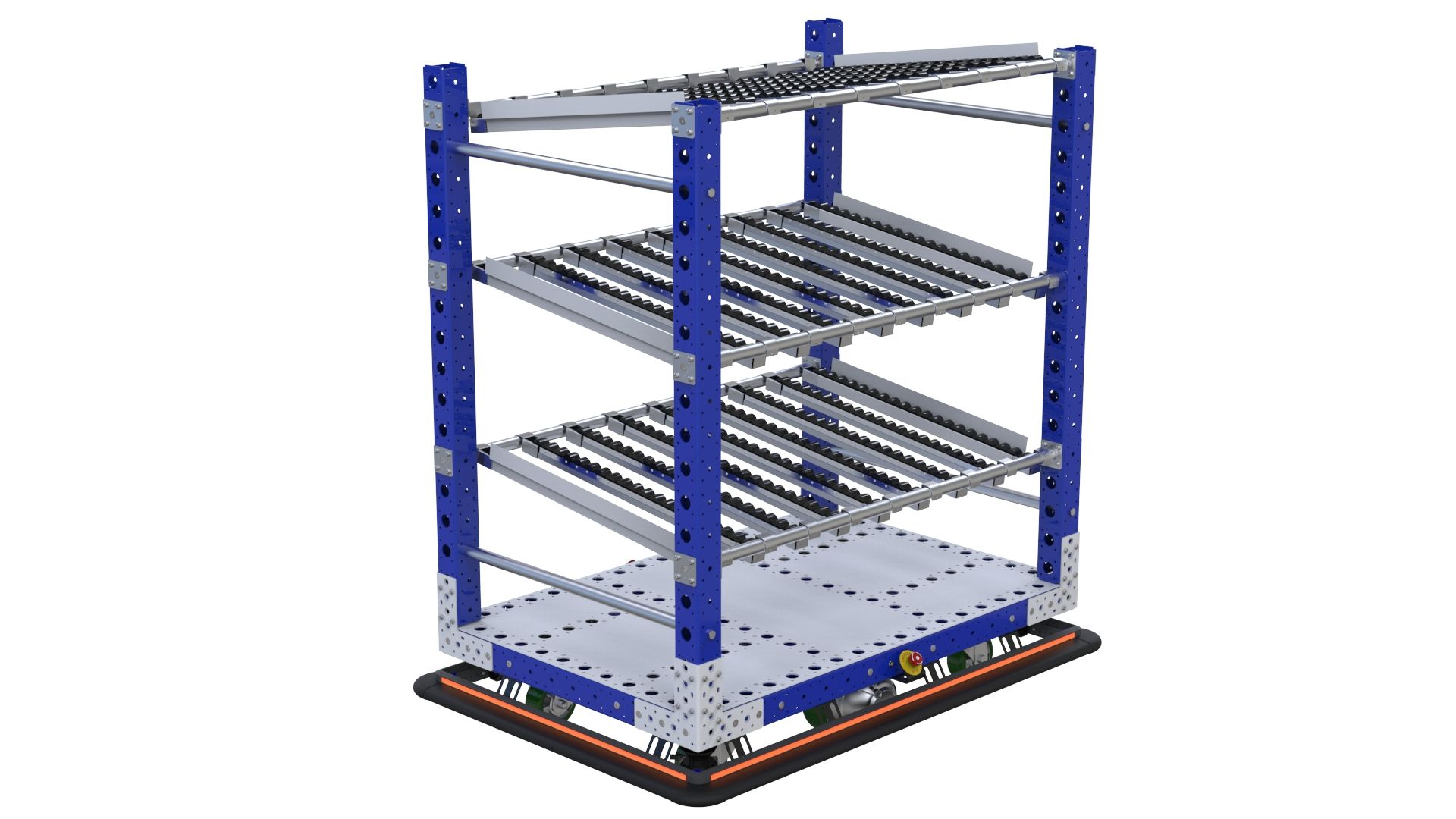 eQart - Flow Rack EU 840 x 1260 mm