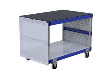 Shadow Board Cart - 1260 x 840 mm