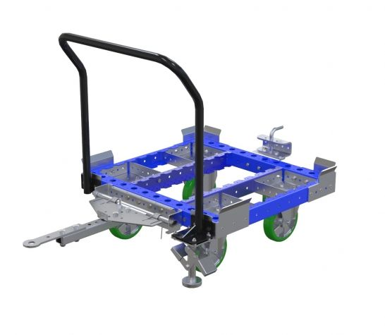 Tugger Cart - 32 x 30 Inch (Without top-plate)