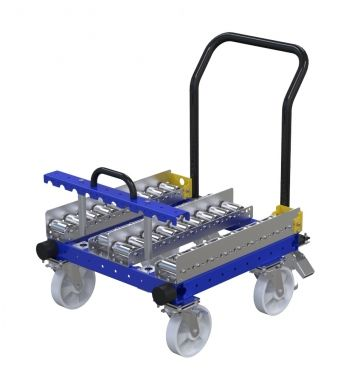 Two Slot Conveyor Cart