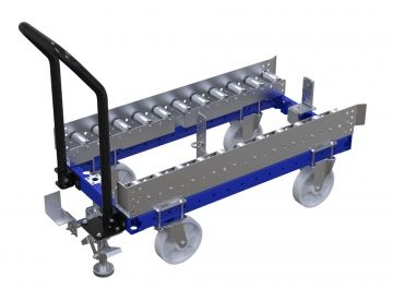Roller Transfer cart - 1120 x 560 mm