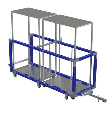 Mother Cart 2 in 1 - 2835 x 980 mm