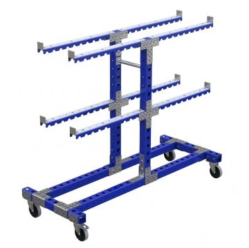 Cart for Hanging - 1750 x 700 mm