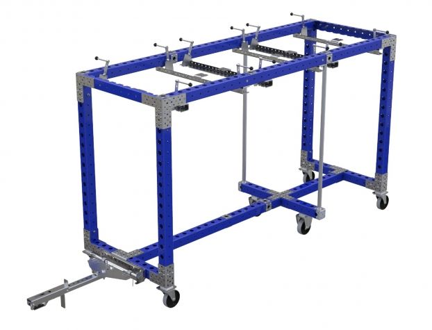 Mother Cart 6 in 1 - 2380 x 840 mm