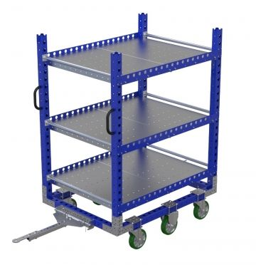 Shelf Cart 55 x 41 inch