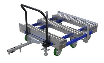 Roller Transfer Cart - 1260 x 1260 mm