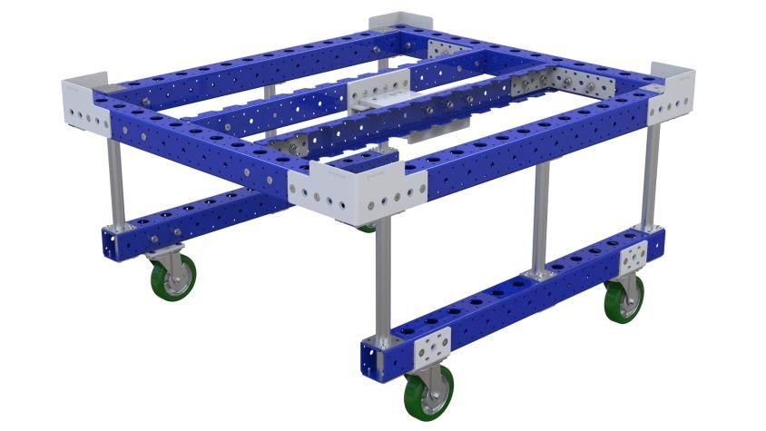 AGV Cart - 980 x 1120 mm