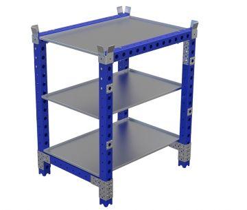 Stackable Shelf Rack - 980 x 770 mm