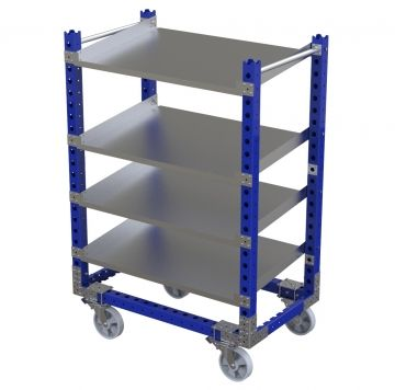 Flow Shelf Cart 770 x 1260 mm