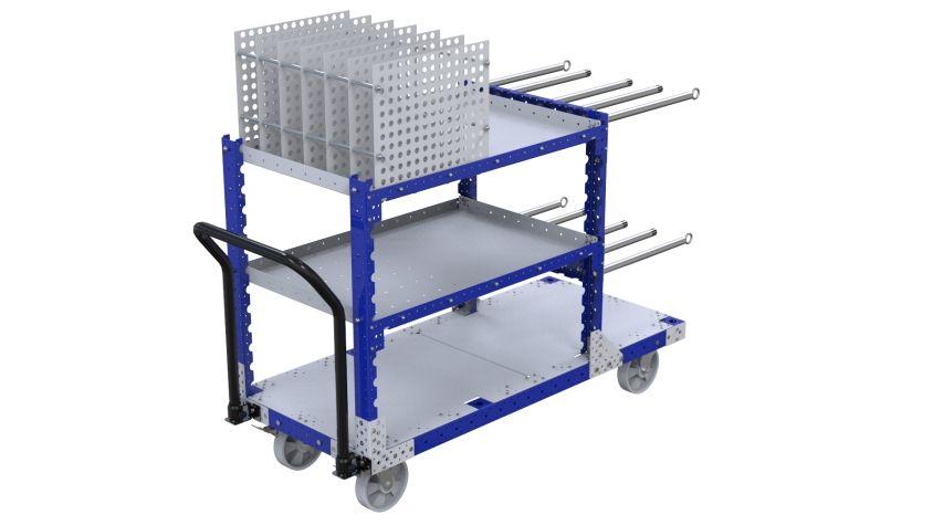 Shelf Kit Cart - 700 x 1610 mm