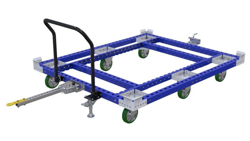 Tugger Cart - 1680 x 2030 mm