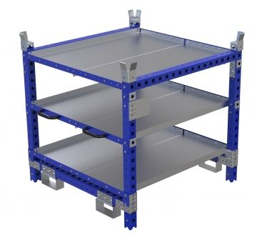 Stackable Shelf Rack - 1260 x 1260 mm
