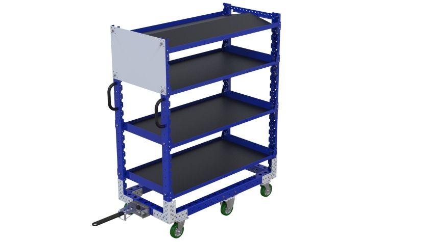 Shelf Cart - 630 x 1260 mm