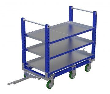 Shelf Cart - 63 x 33 inch