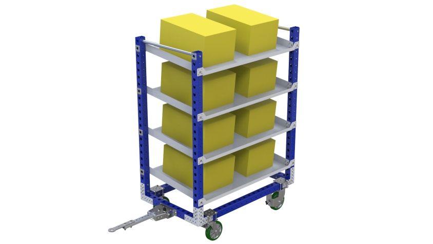 Flow Shelf Cart - 840 x 1400 mm