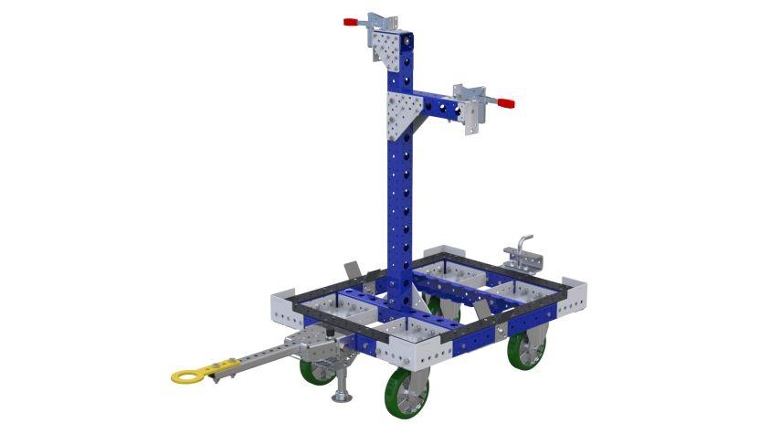 Tugger Kit Cart - 770 x 980 mm
