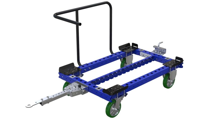 Q-100-2226 Tugger Cart - 840 x 1260 mm