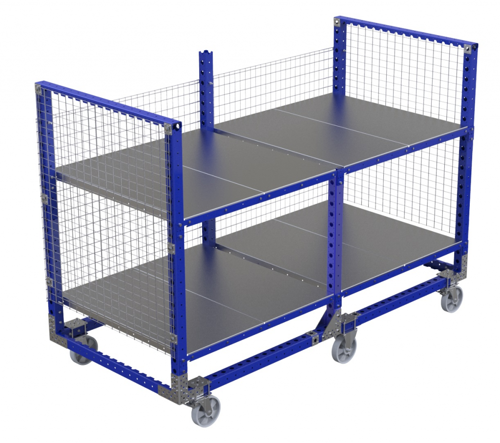 Shelf Cart - 2730 x 1260 mm