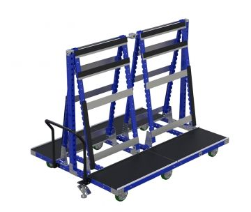 Windshield Cart - 91 x 69 inch