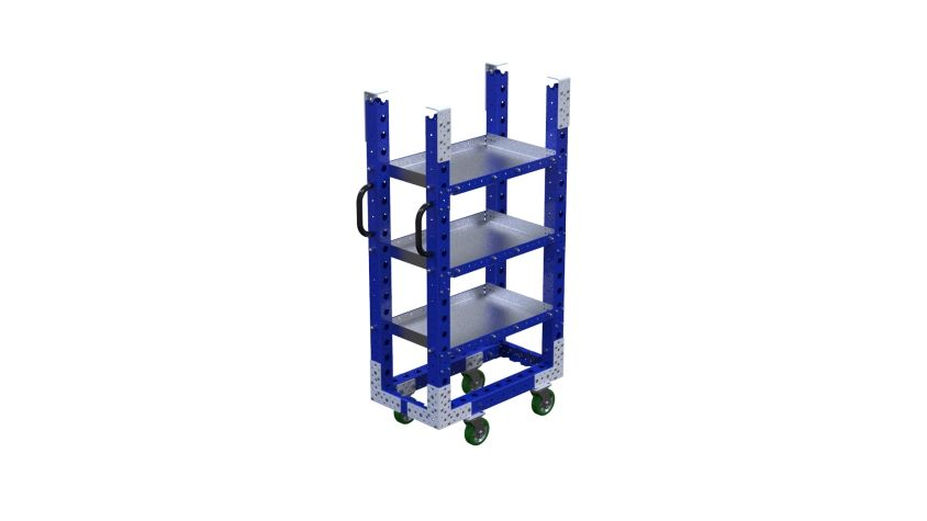 Q-100-2228 Daughter Cart - 420 x 770 mm
