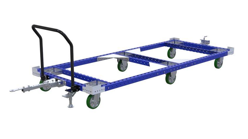 Tugger Cart - 1260 x 3080 mm