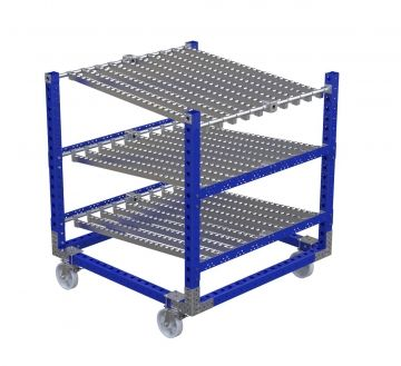 Flow Rack - 1400 x 1400 mm
