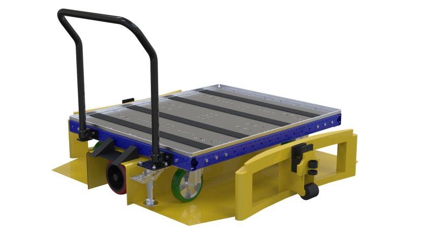 Pallet Cart - 1050 x 1260 mm STILL LiftRunner