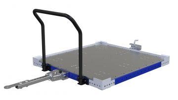 Low Rider Tugger Cart - 1260 x 1190 mm