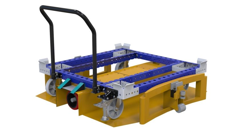 Pallet Cart - 1260 x 1260 mm LiftRunner