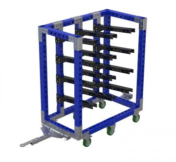 Cart For hanging - 1260 x 700 mm