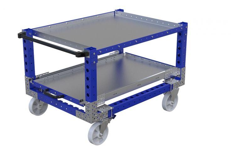 Shelf Cart - 1260 x 910 mm