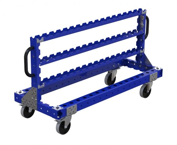 Bin Cart - 1260 x 490 mm