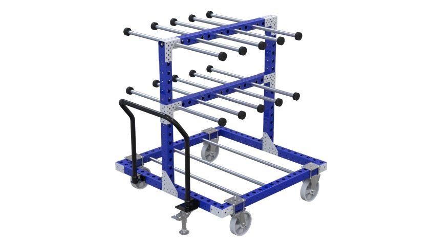 Tube Cart - 1260 x 1260 mm