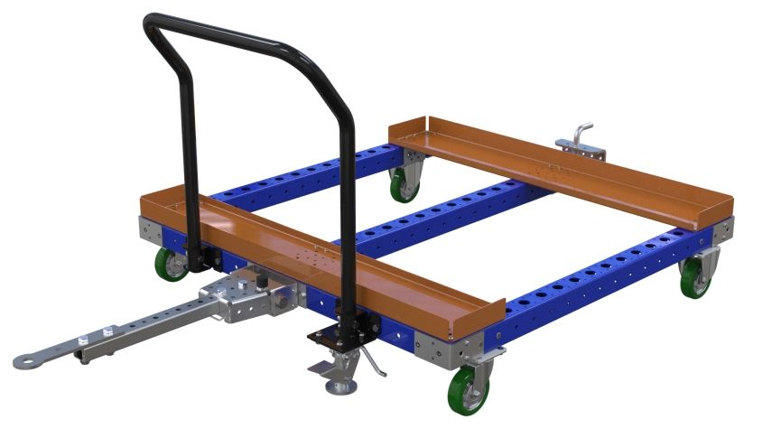 Transport & Inspection Cart – 2170 x 4270 mm