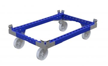 Roller Transfer Cart - 980 x 980 mm