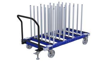 Q-100-2691 Panel Cart - 910 x 1750 mm
