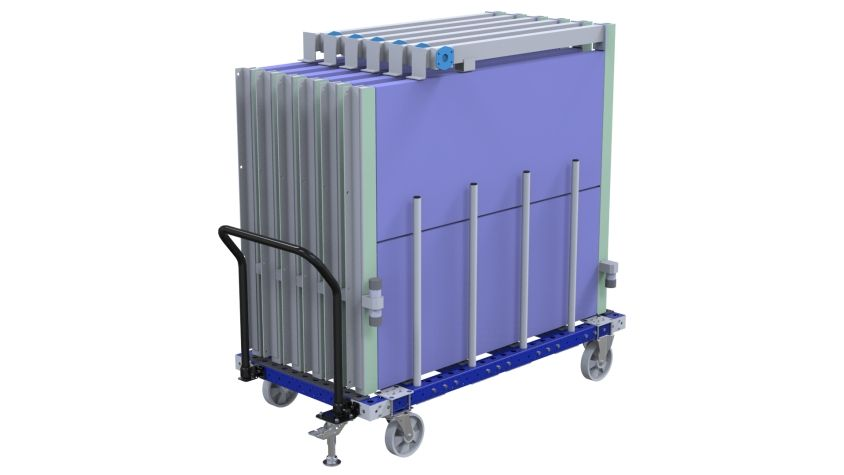 Panel Cart - 910 x 1750 mm