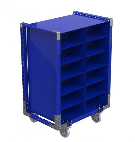 Compartment Cart - 1260 x 840 mm
