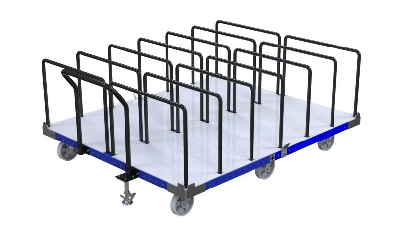 Transport Cart - 71 x 85 inch