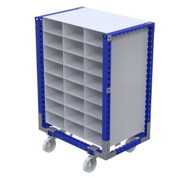 Compartment Cart For 370 x 180 mm