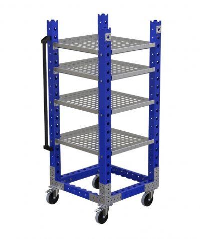 FlexShelf Cart - 700 x 665 mm