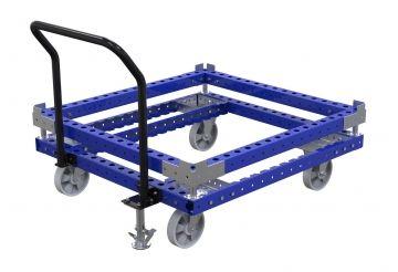 Pallet cart - 50 x 47 inch