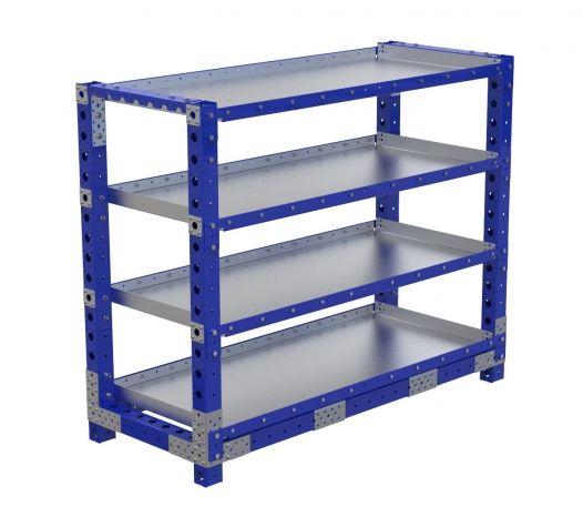 Stackable Shelf Rack - 1540 x 630 mm