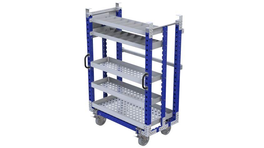 Q-100-2273 Kit Cart - 700 x 1330 mm