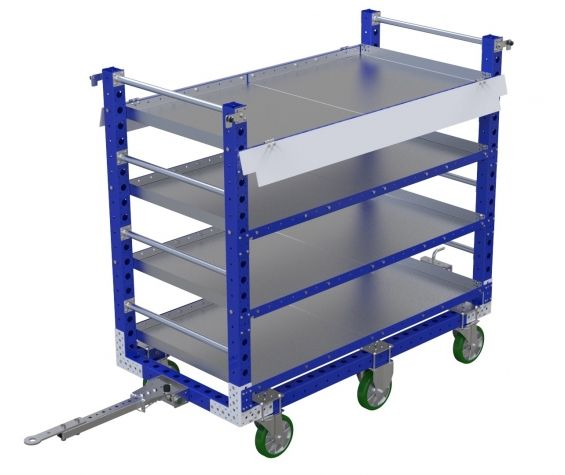Shelf Cart - 66 x 33 inch