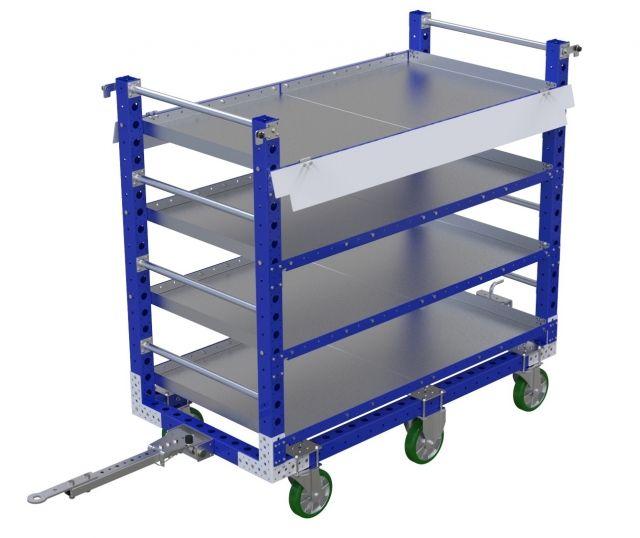 Shelf Cart - 66 x 33 inch