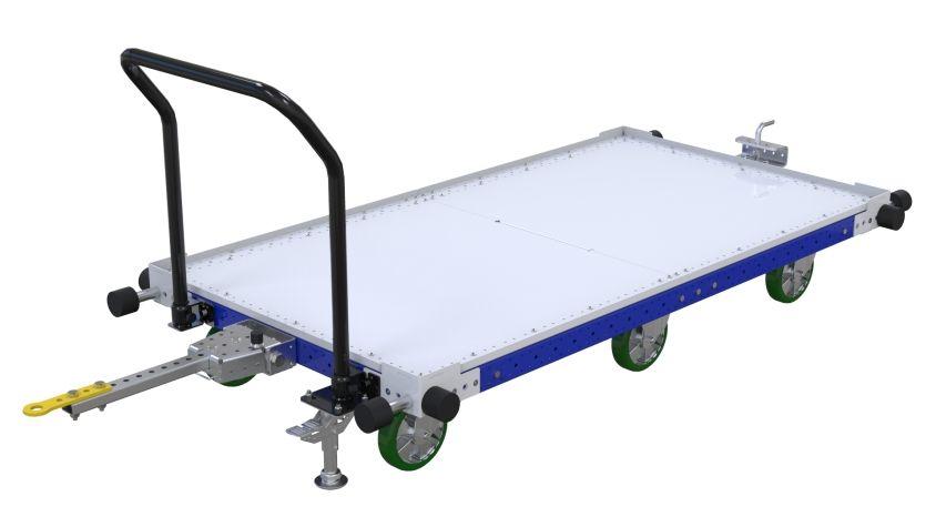 Q-100-2378 Tugger Pallet Cart - 1050 x 1960 mm