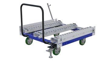 Q-100-2375 Roller Cart - 1260 x 1260 mm