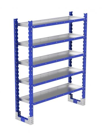 Flat Shelf Rack - 1540 x 420 mm