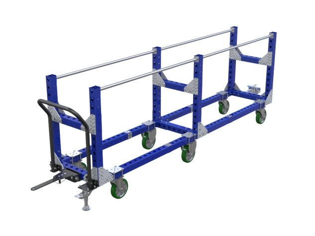 Tube Cart - 3080 x 630 mm